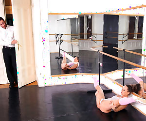 Ballet And Cock