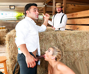 Amish Girls Go Anal Part 2: Saving My Virginity