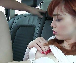 German Redhead Loves Cock