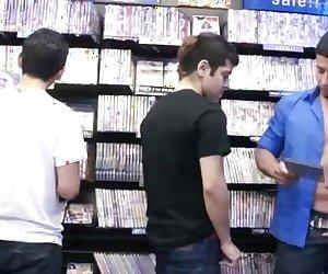 Jake Garcia, Evan Stevens,Franco San Roman