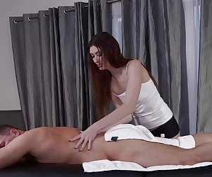 Submissive Rose Black Massage