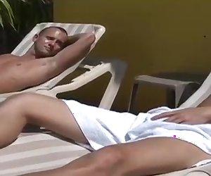 Pierce Johnson, Kevin Matin,Vincenzo Mazerati