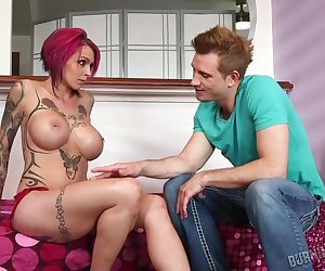 Cum On My Tattoo - Anna Bell Peaks