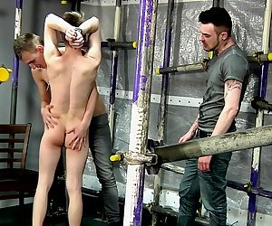 Adam And Reece Share Kamyk - Kamyk Walker, Reece Bentley And Adam Watson