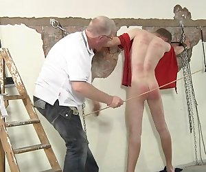 Bad Boy Olly Needs A Caning! - Olly Tayler And Sebastian Kane