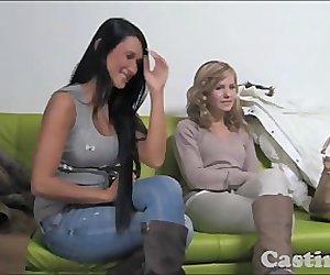 Creampie Casting