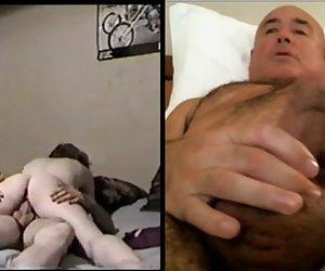 Home es masturba mirant porno amateur