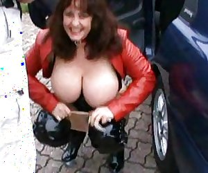 Gotta BBW Dominatrics lieben Dreier Domina Sex must orally