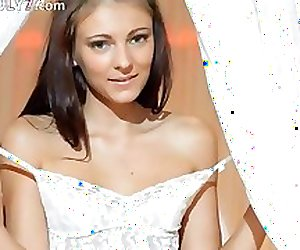 Unbeliveable princess toying insane cunt