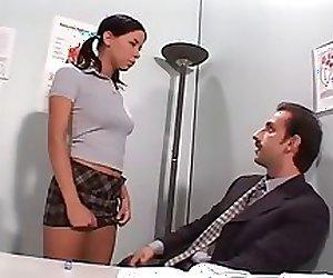 Naughty Schoolgirl...F70
