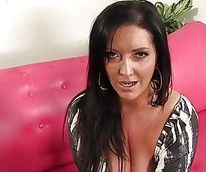 gorgeous MILF fucks by stepson