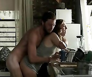 Hot celebrity gets her ass eaten out (acting)