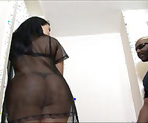 Latina House of Ass scene 2