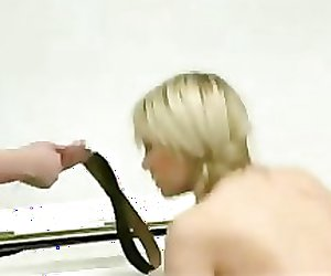 Piano Teacher Spanking & Fucking Her Student By twistedworlds