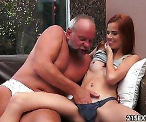 Jackpot Redhead