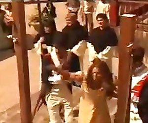 Alborada Whipping Scene