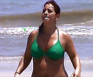 brazilian candid voyeur beach tits ass cameltoe 61