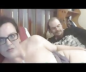 bbw webcam show in a chatroom
