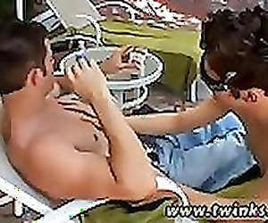 Scandinavian gay twink Shane & Mike Smoke