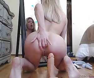 Biggest toy anal