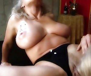 Danni Ashe Doing A Full Nude Lap Dance
