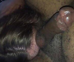 Chubby anal slut