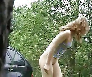 Sluts Pissing Outdoors Parade - Compilation
