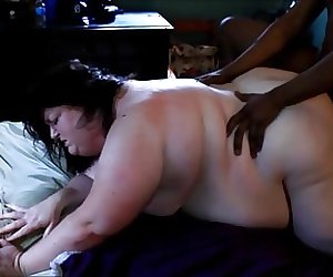BBW Kristy Alley Getting Fucked By BBC