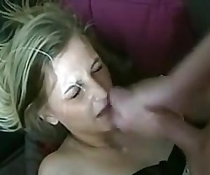 Cumfiend Big Facial Compilation