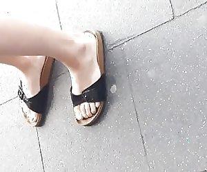 germany teen model feet