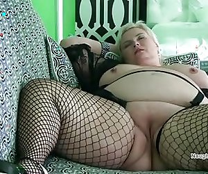 Fishnets PAWG squirts
