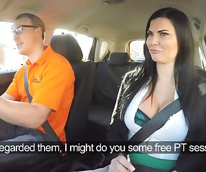Jasmine Jae Wants It Fast and Furious