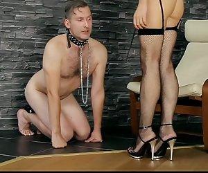 Female domination  femdom