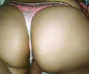 Spray thong!! Sister big ass!!
