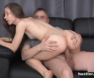 Stefany in My Secret Casting Tape - Hustler