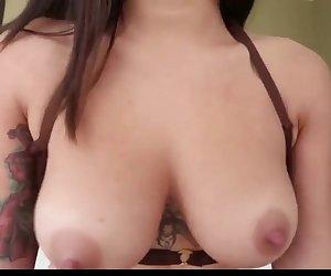 Asian Slut MM Deepthroat Blowjob Swallow
