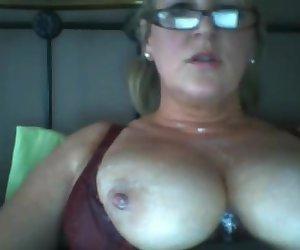 big tit milf webcam