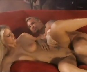 Incredible pornstar Brooke Banner in fabulous tattoos, facial xxx scene