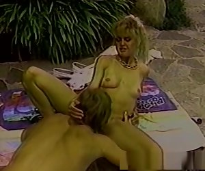Horny pornstar in hottest blonde, facial porn clip