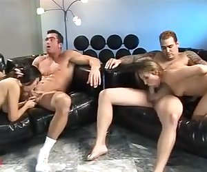 Crazy pornstar Avena Lee in fabulous group sex, blonde adult video