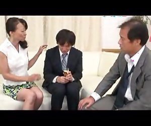 Japanes Wife And Boss Husband 02